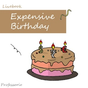 expensive birthday